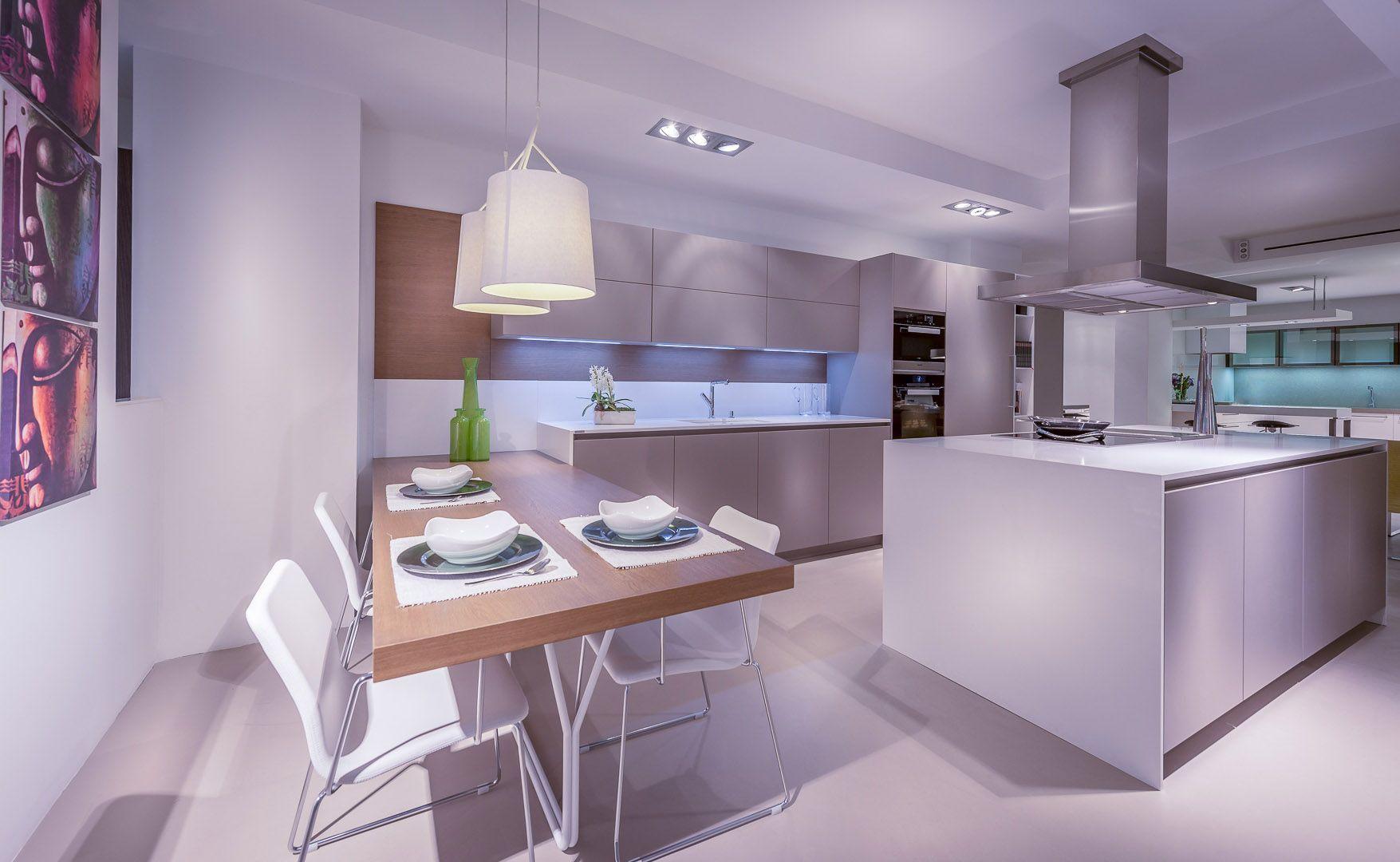 Cocinas de Diseño Málaga y Marbella