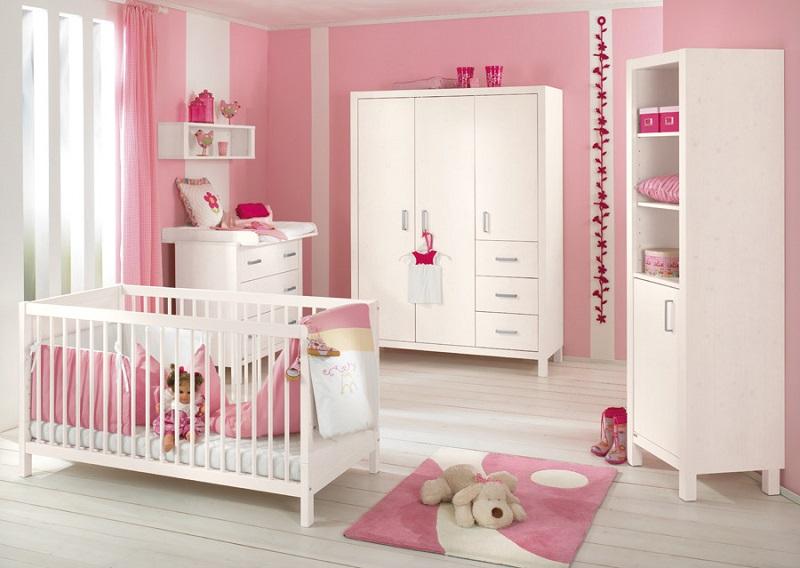 bebe rosa