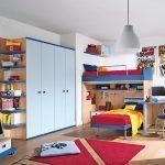 Decoración de habitación de niños