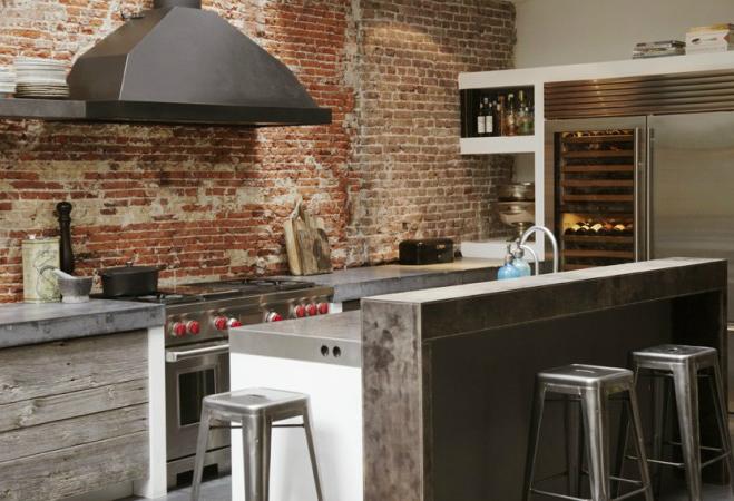 cocinas de obra industrial 03