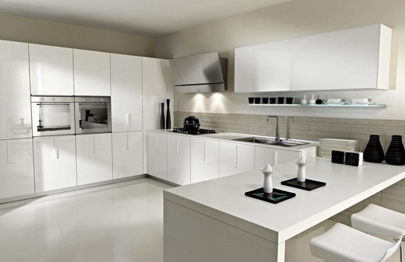 tendencias en el diseño de una cocina
