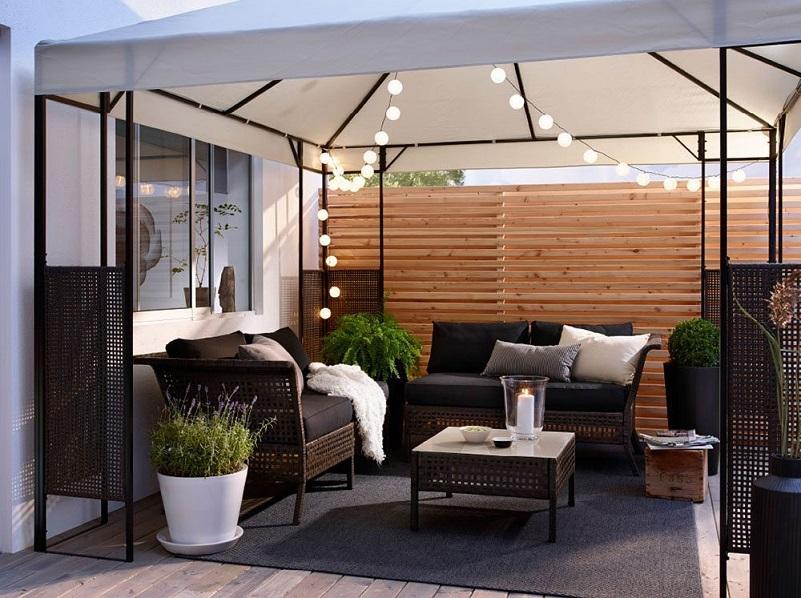 toldo terraza pergola barata
