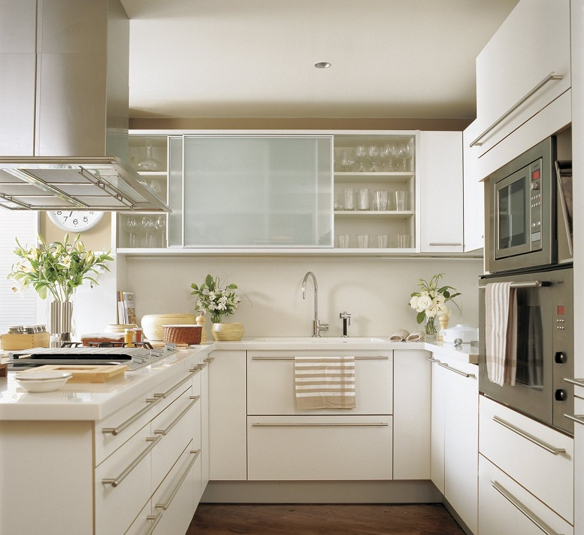 Cocinas peque as arph decoraci n muebles hogar - Catalogo cocinas pequenas ...