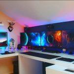 como decorar una habitación gaming