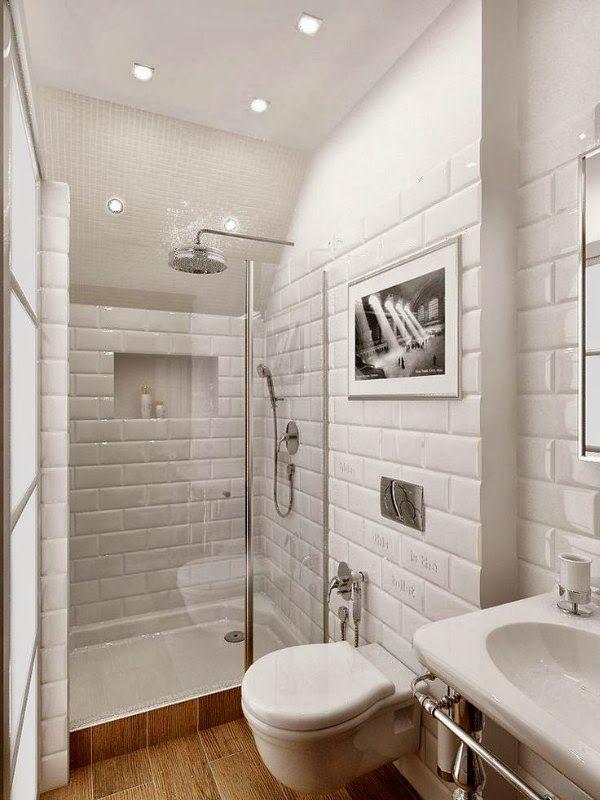 Ideas para reformar un baño pequeño 03 - Arph | Interior Design ...
