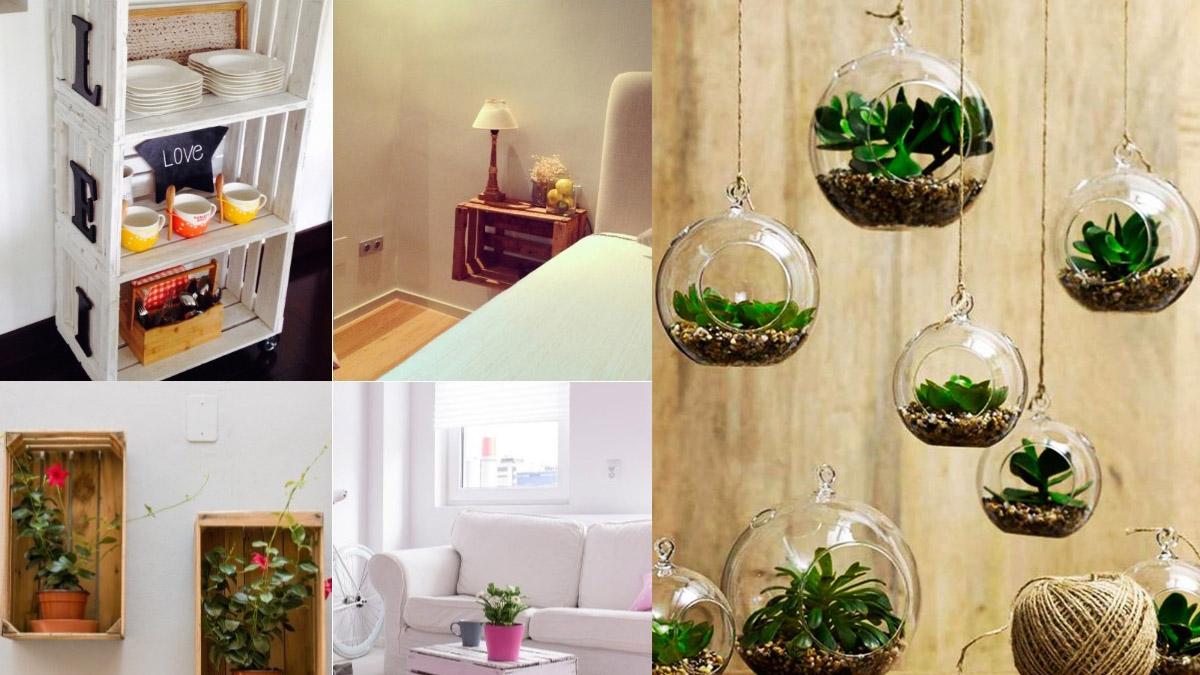 ideas originales para redecorar una casa