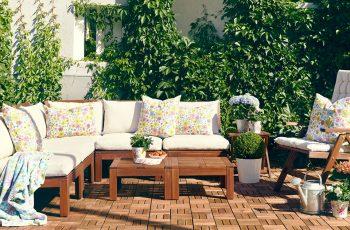 Elegir muebles de jardin