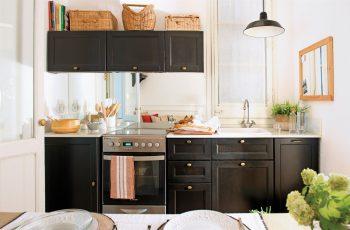 Muebles para una cocina pequeña 01