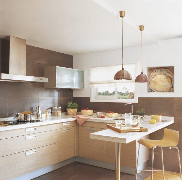 Muebles para una cocina pequeña   Arph