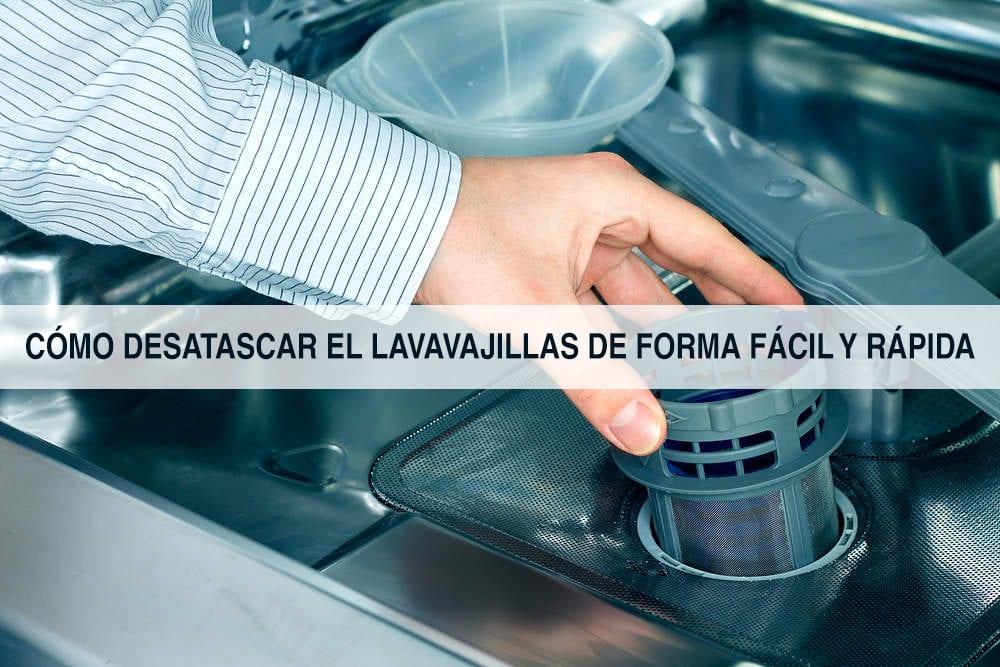 Que hacer si el lavavajillas no desagua 01