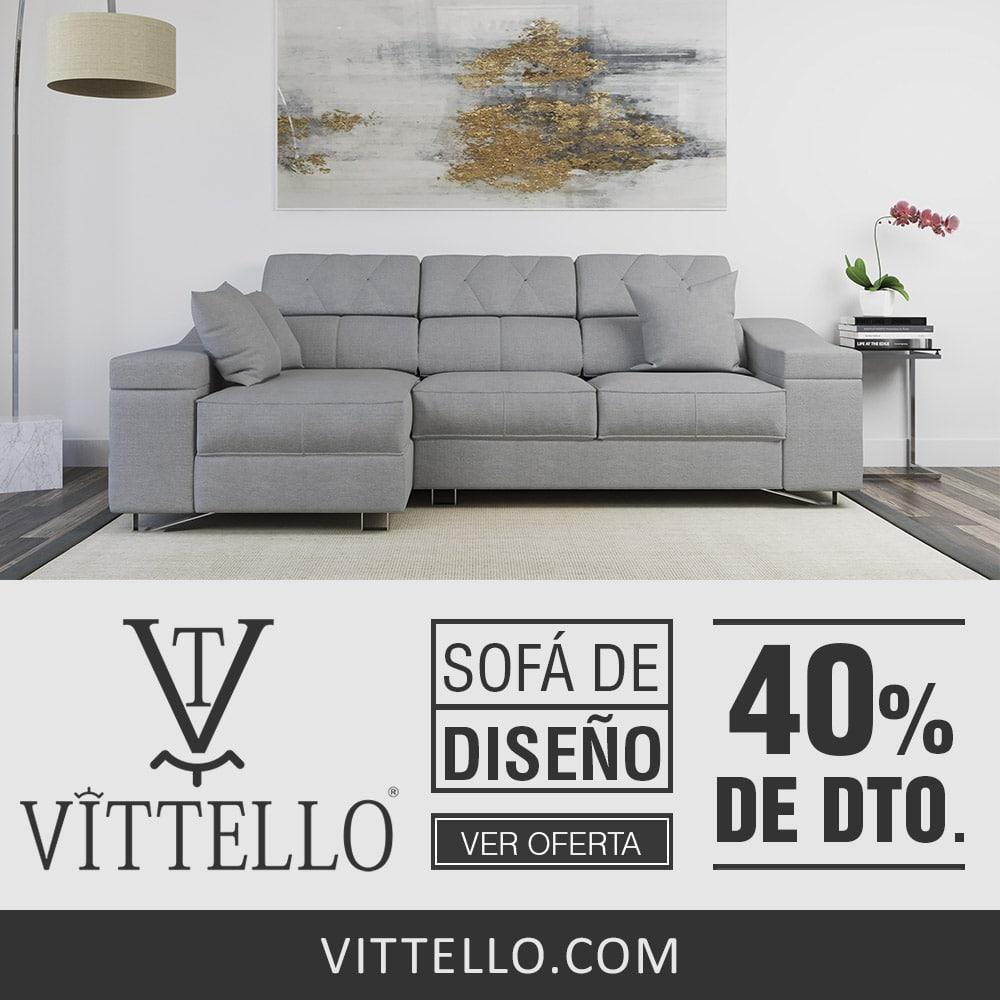 Sofás de diseño a medida Vittello - Malaga