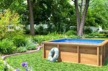 ventajas piscinas de madera