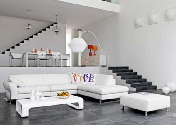 salon moderno decorado