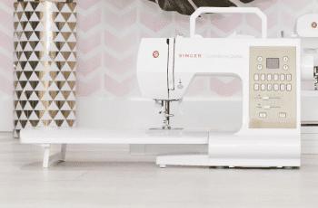mejores maquinas de coser electricas Singer 8280 Mercury