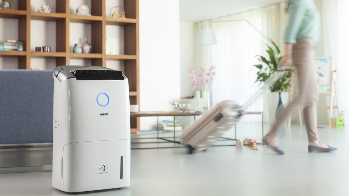 mejores purificadores de aire para el hogar