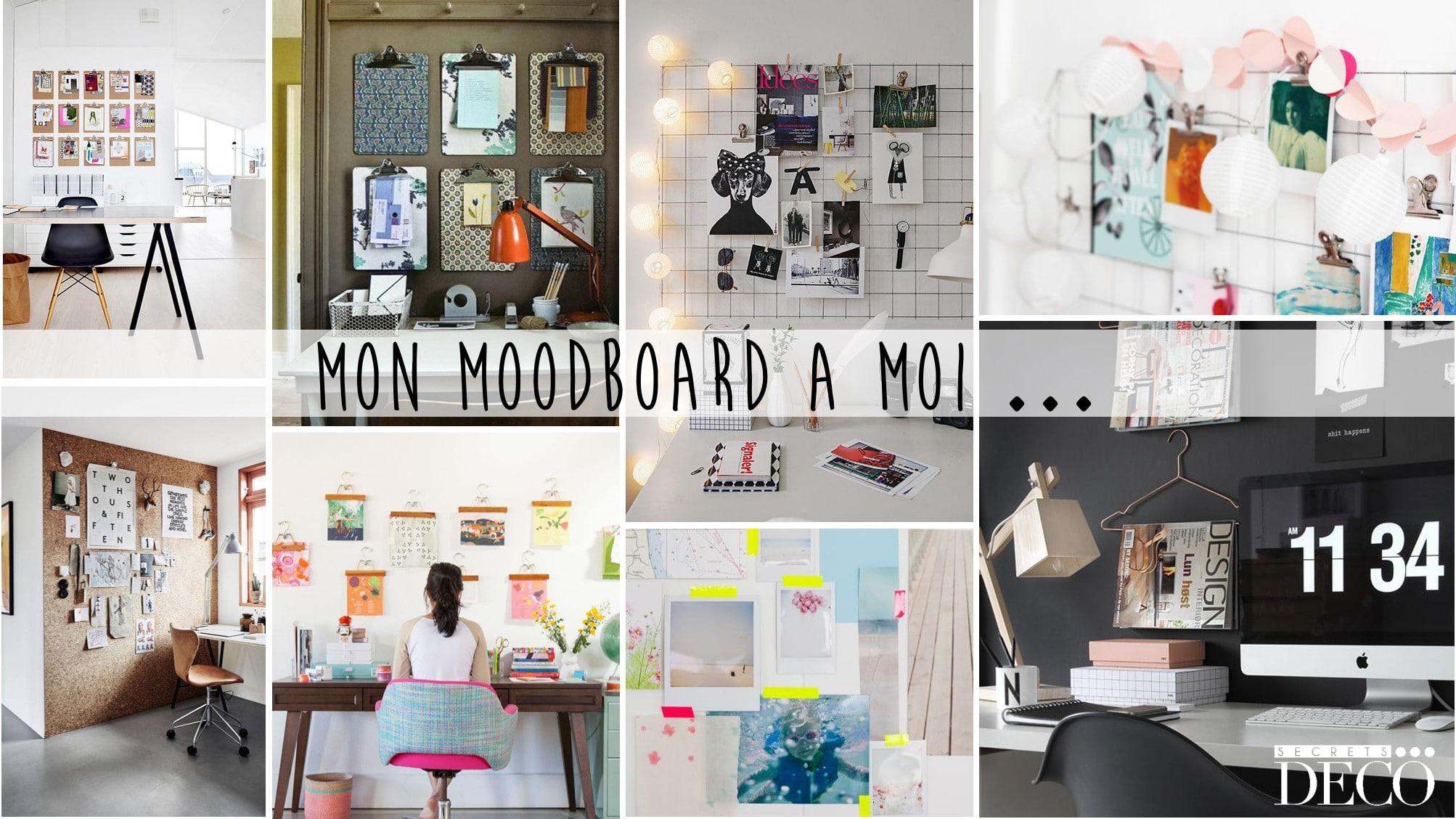 moodboards decoracion