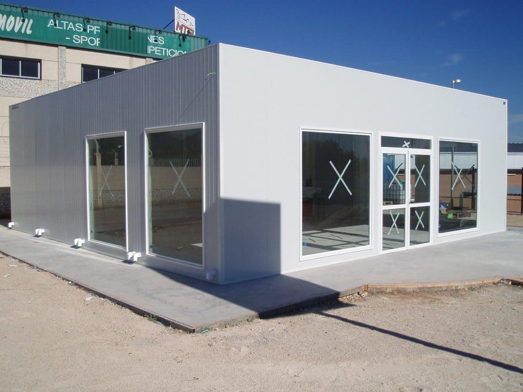 casetas de oficinas prefabricadas
