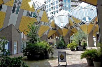 Casas cubo Rotterdam Holanda
