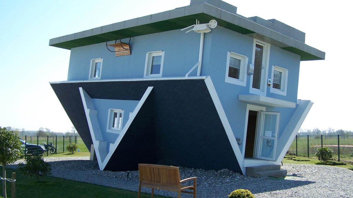 La Casa al Reves de Trassenheide