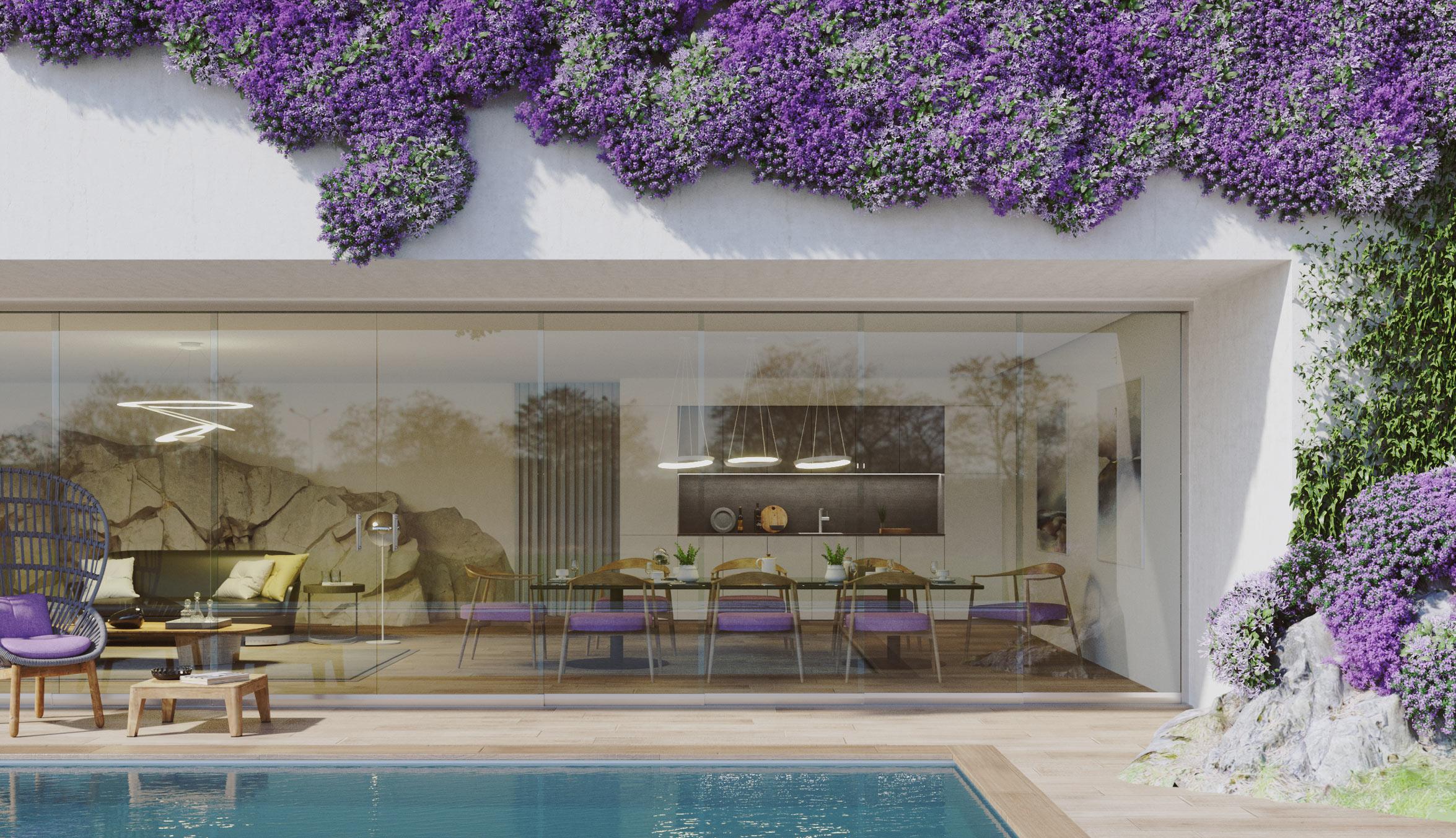 Cortinas de cristal La revolución de tu hogar es transparente