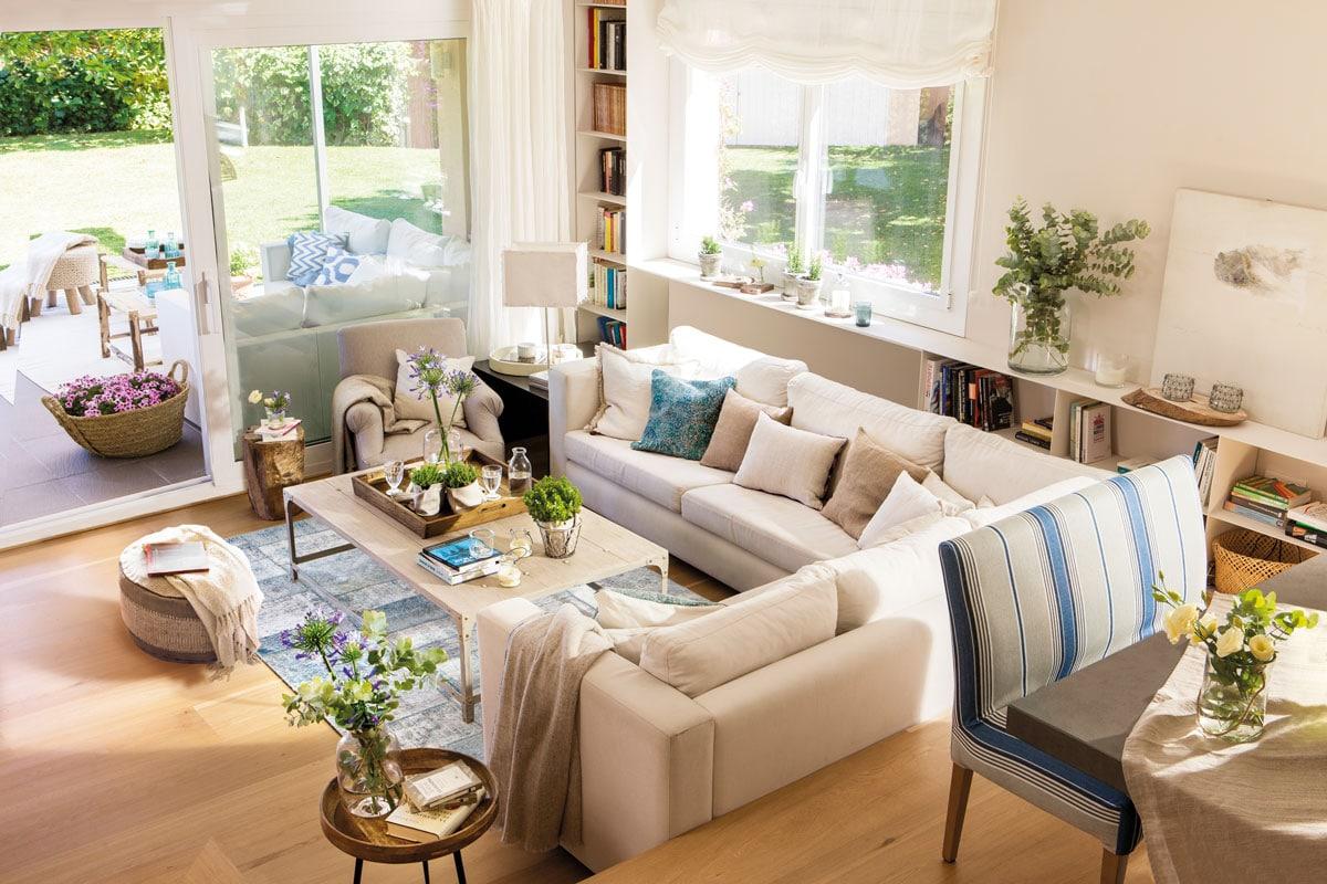 como elegir el mejor sofa barato para tu salon
