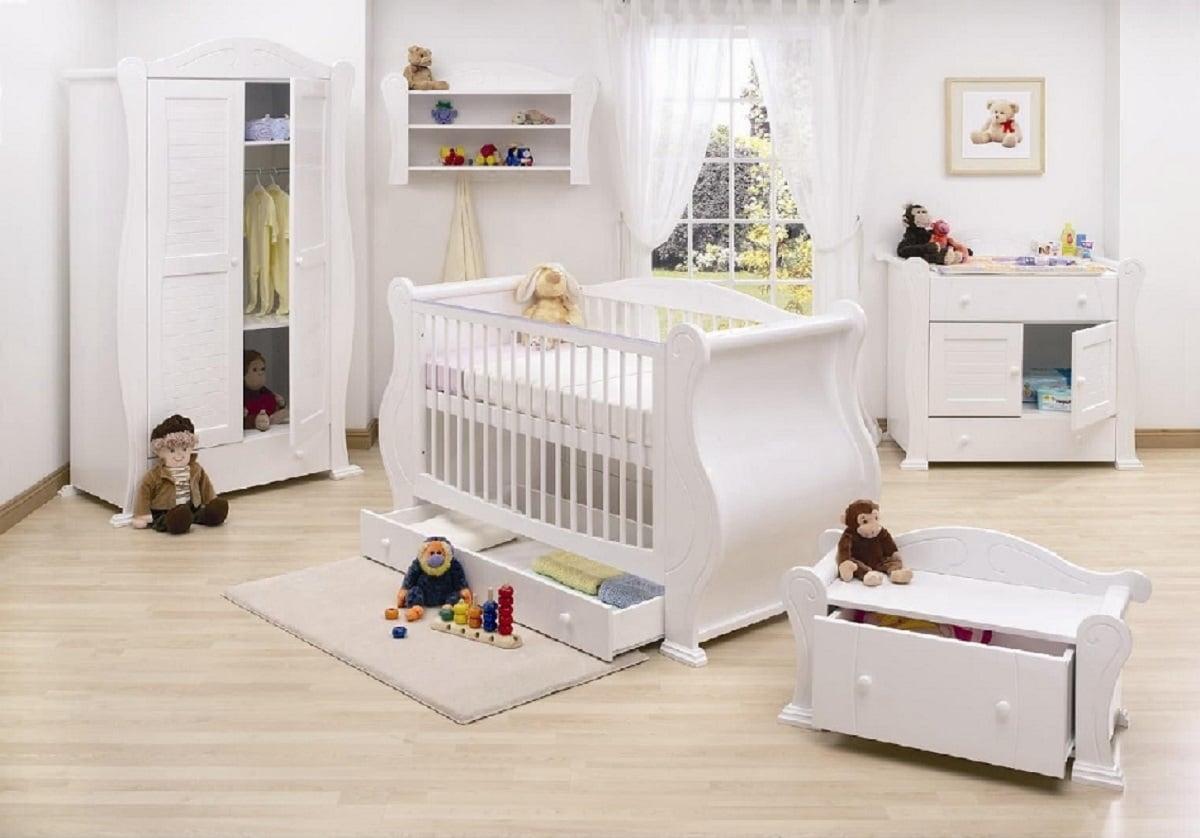 importancia decorar habitación bebe