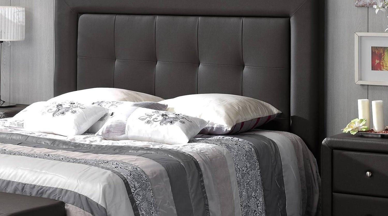 Combinación de colores y texturas de la ropa de cama