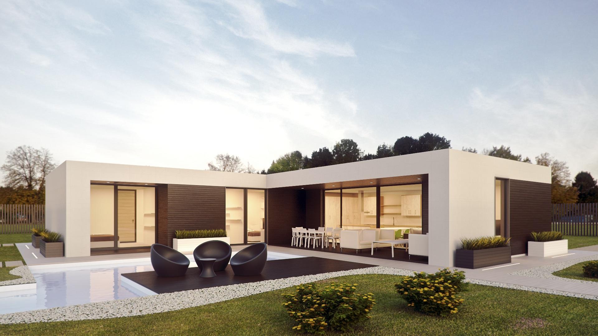 construccion de casas prefabricadas modulares