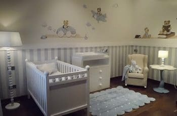 decorar cuarto de bebe