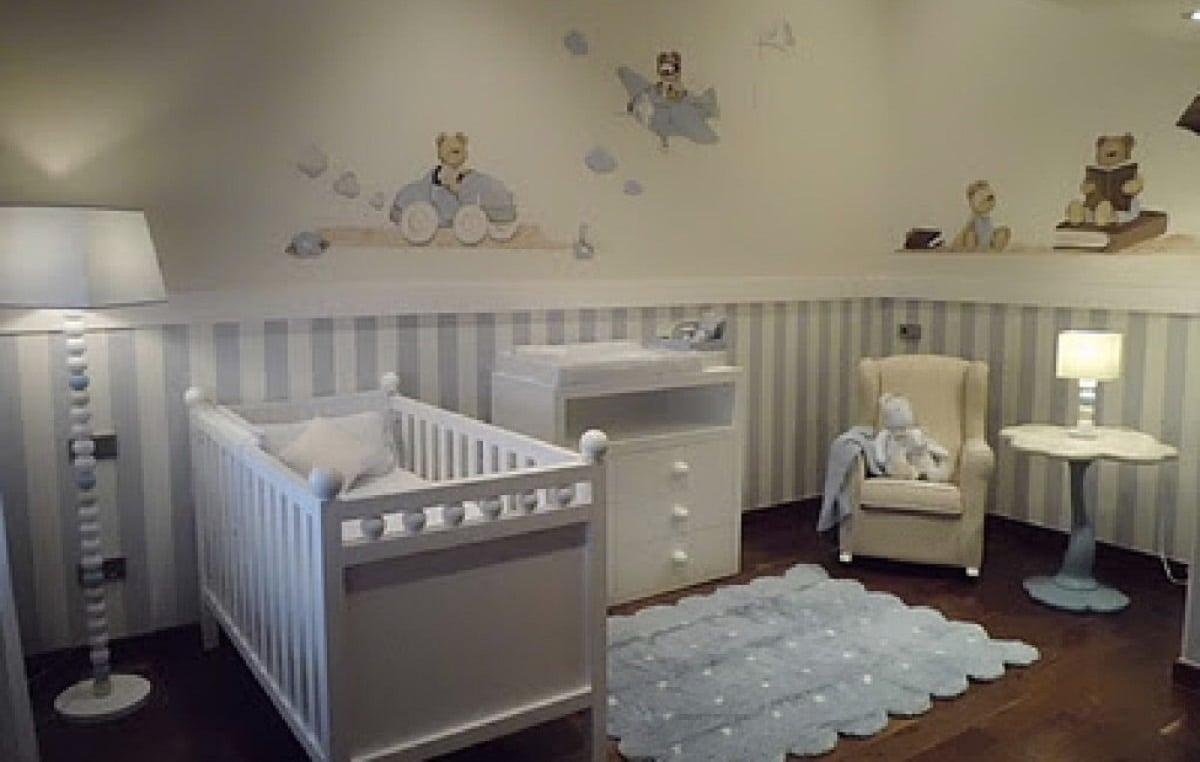 decorar cuarto de bebe