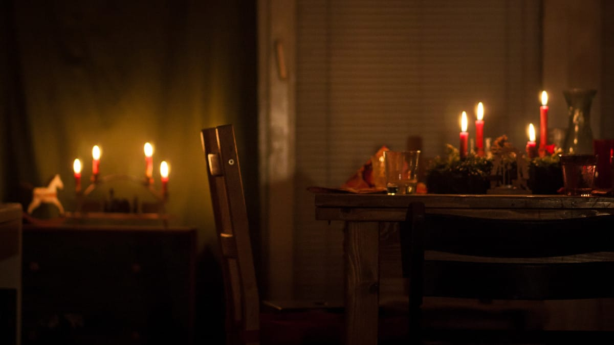 consejos mesa cena navidad