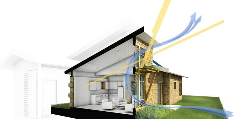 Casas diseño bioclimaticas ecologicas