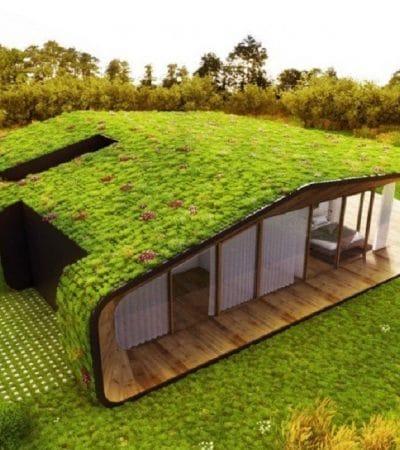 casas bioclimatica