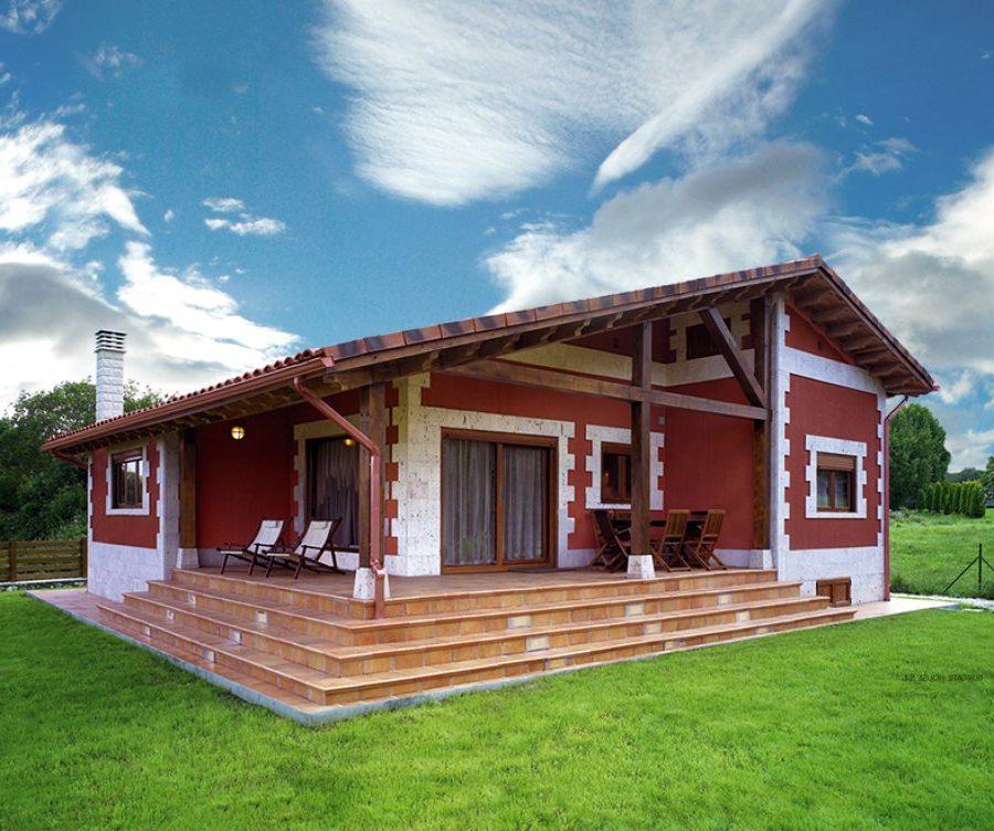 Casa prefabricada modelo Gran Villa