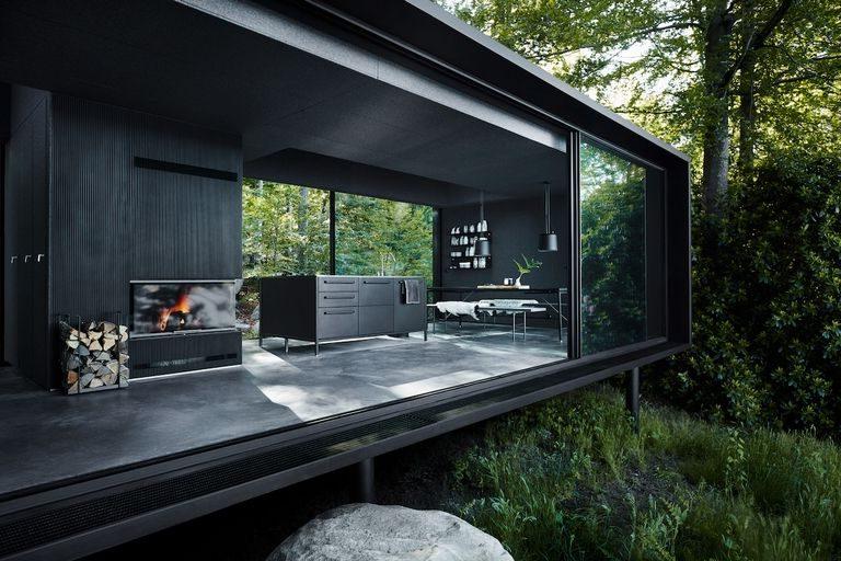 Casa prefabricada modelo Vipp Shelter