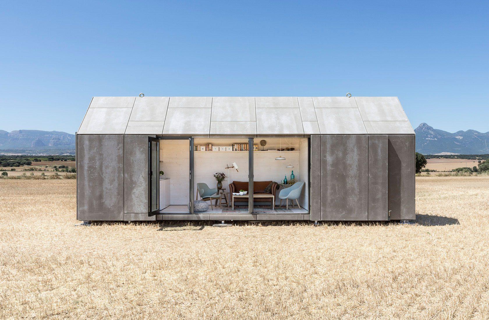 Casa prefabricada modelo APH8o