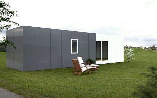 Casa prefabricada modelo Basic