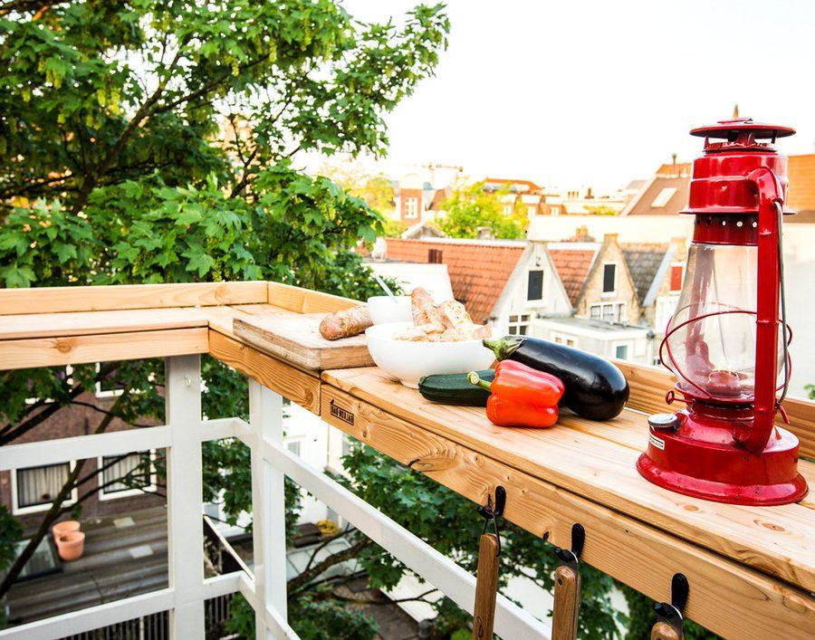 Cómo sacar partido a una terraza pequeña en verano