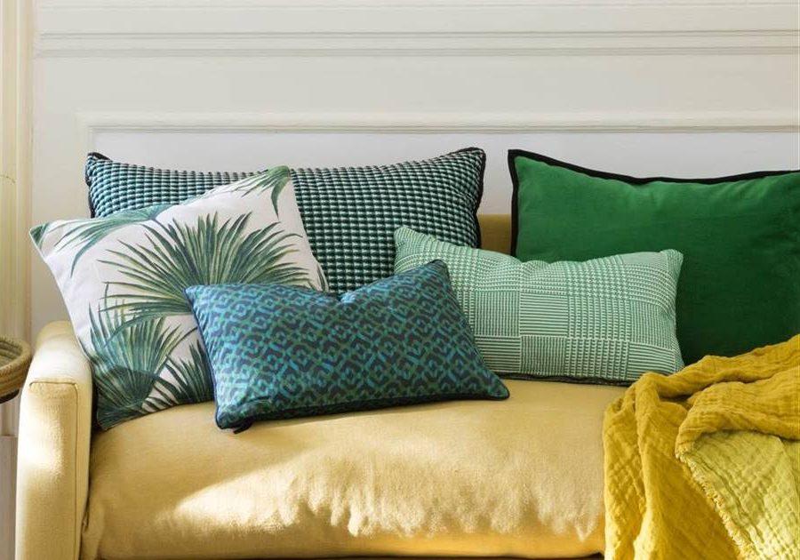Los mejores cojines para decorar tu casa