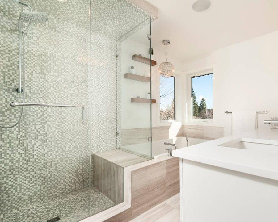Gresite para el suelo y la ducha para revestimientos de baños