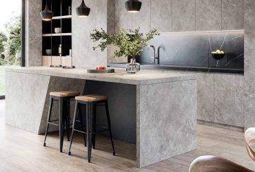 10 Nuevos materiales para encimeras de cocina