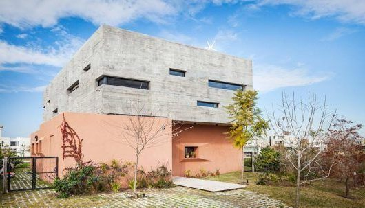 Casa prefabricada modelo Brutalista