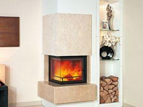 mejores chimeneas electricas decorativas de pared