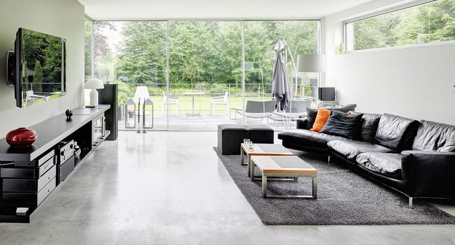 Suelos de microcemento, la solución perfecta para interiores y exteriores