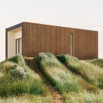 Casa prefabricada con sello Mercadona