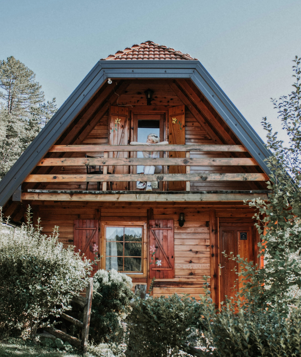 Cabañas prefabricadas de madera. Por qué tener una