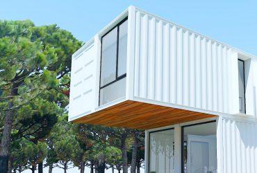 Así son las nuevas casas prefabricadas de BAUHAUS