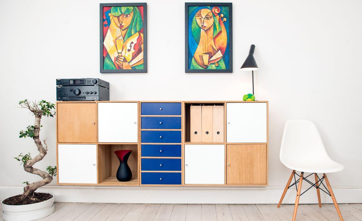 Cómo forrar muebles con vinilo fácil y rápido