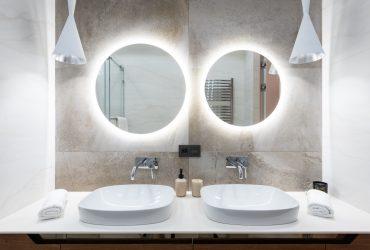Consejos para iluminar un baño