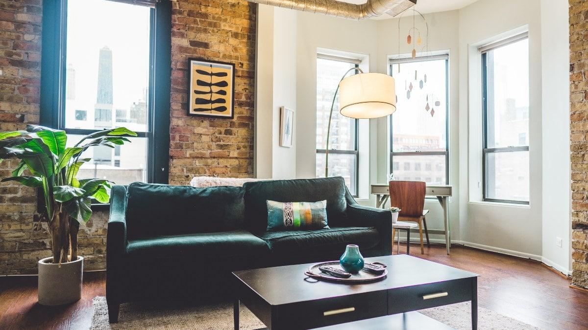 Ideas para decorar salones cálidos y acogedores